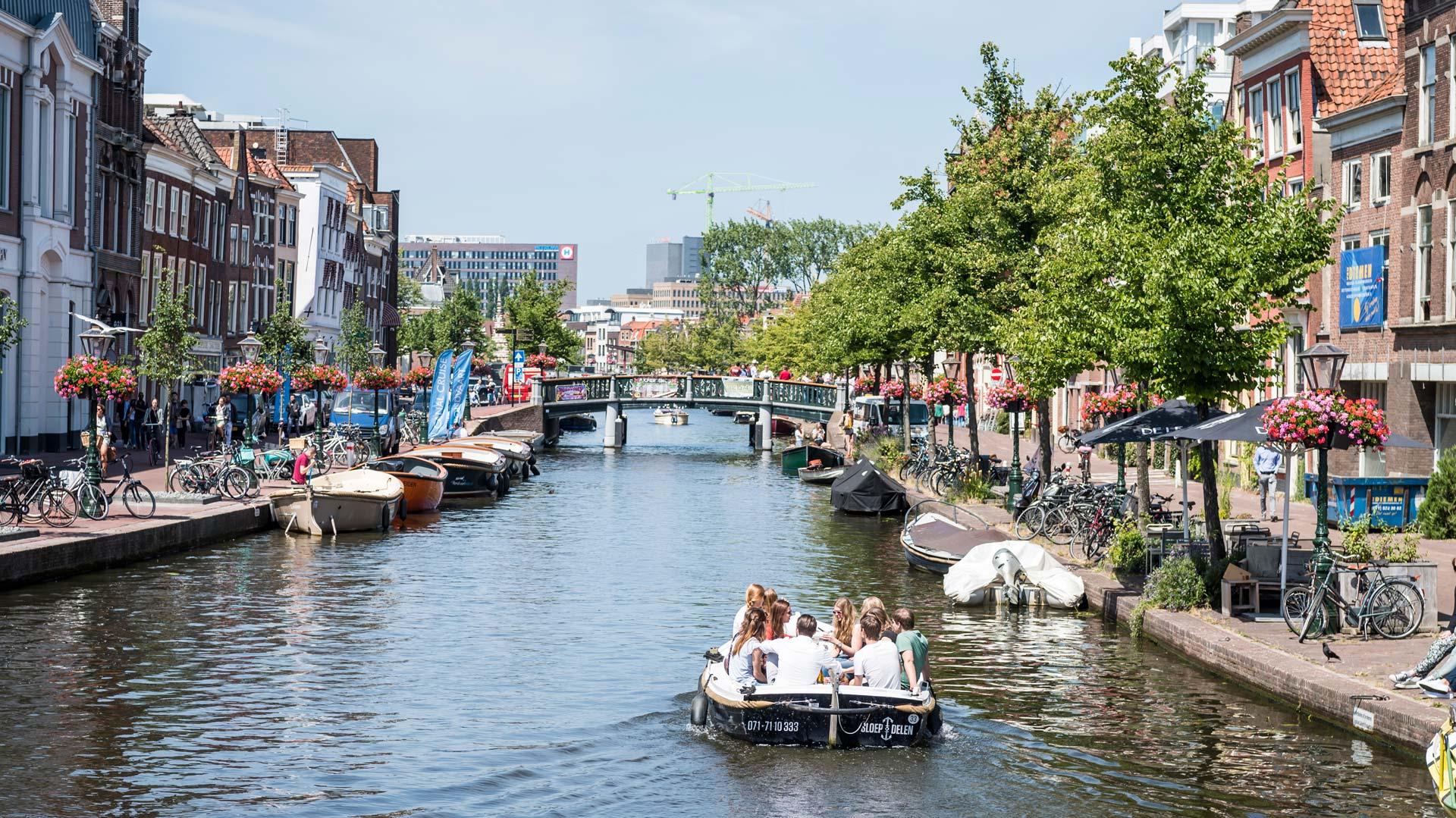 Wonen in Leiden - Boot - Octagon Leiden